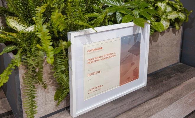 Durstone stand Cevisama 2018_1