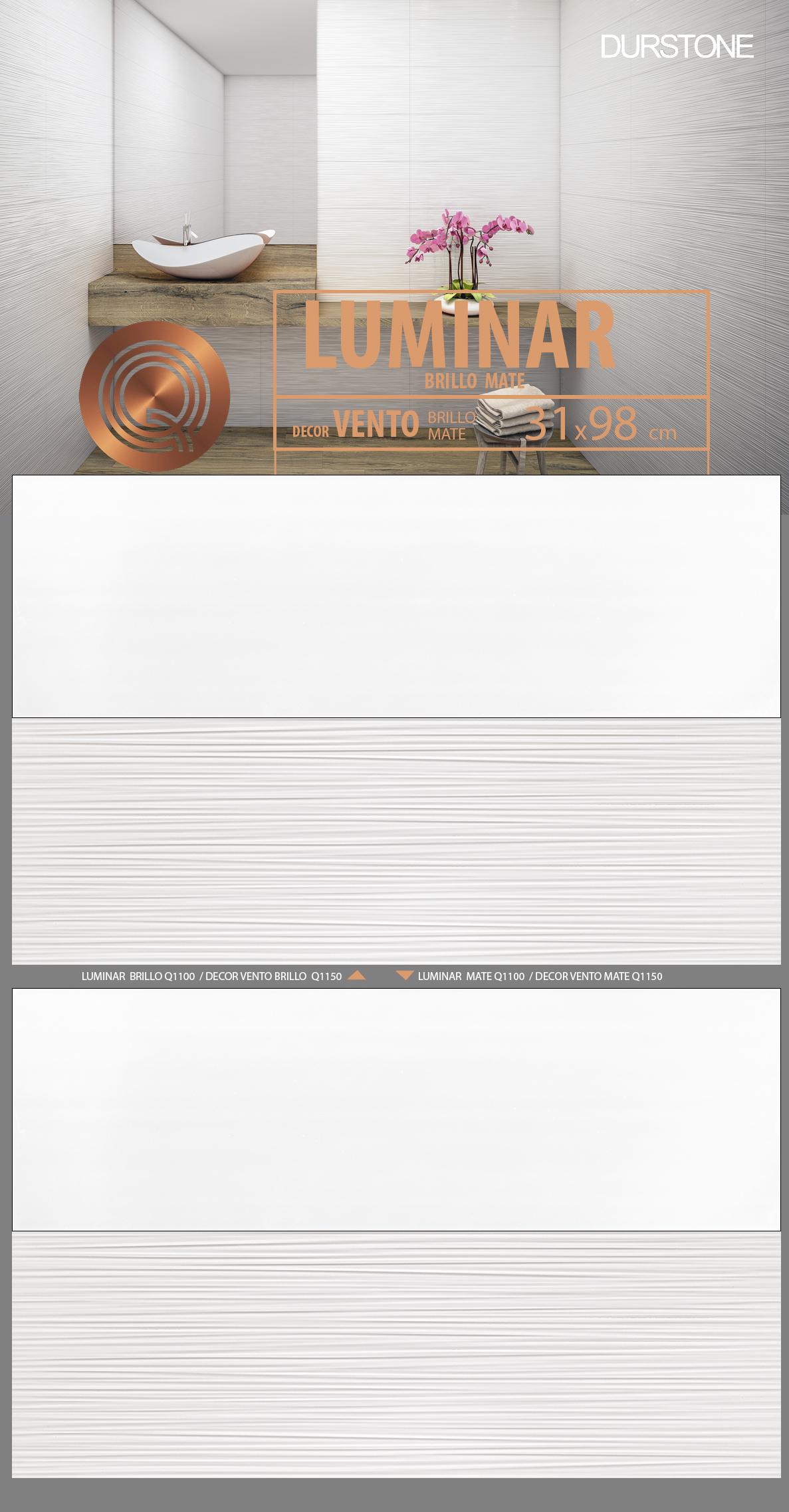 5659 RV PANEL LUMINAR / VENTO Cod. 5659