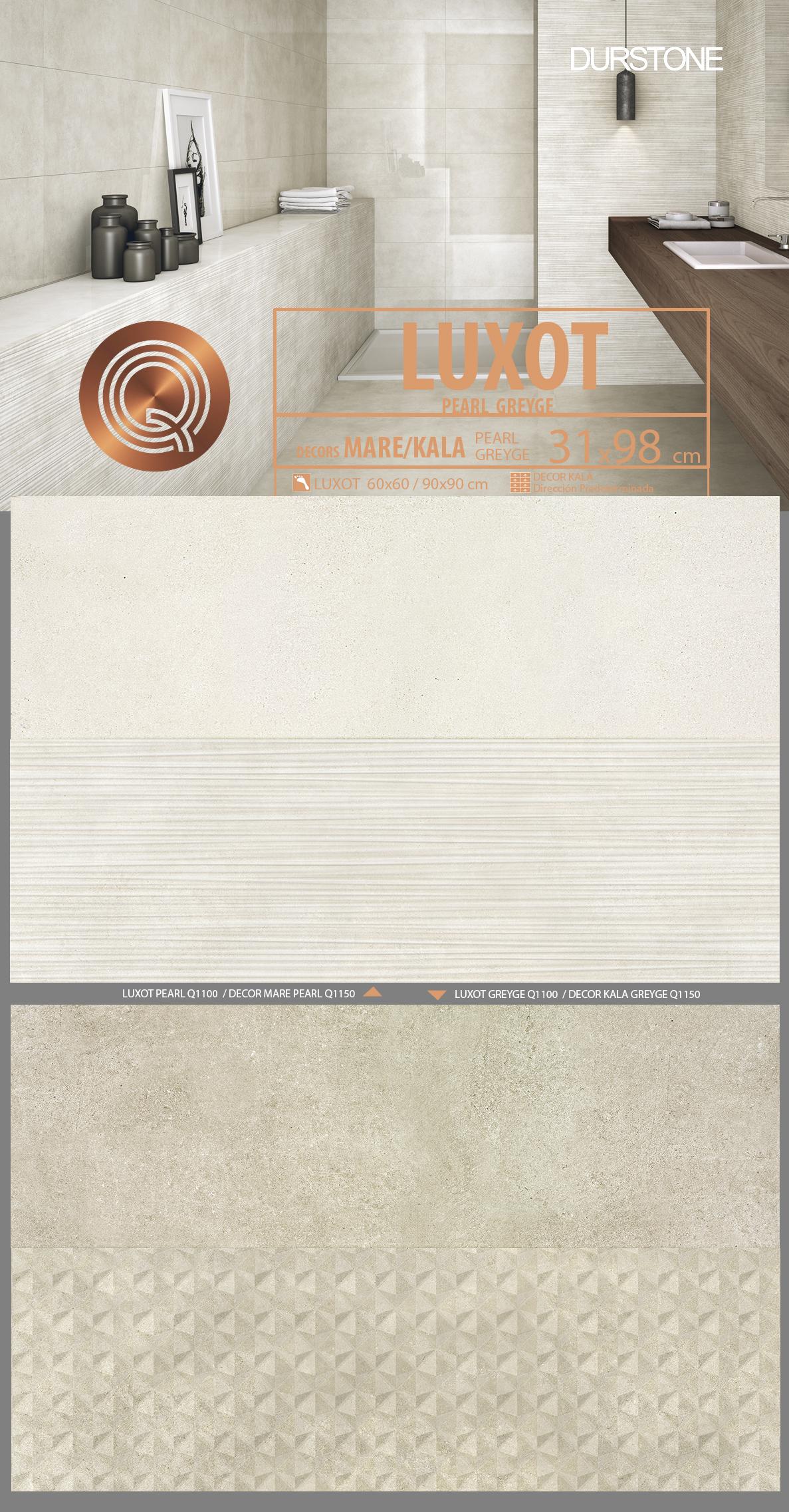 5662 RV PANEL LUXOT Cod. 5662