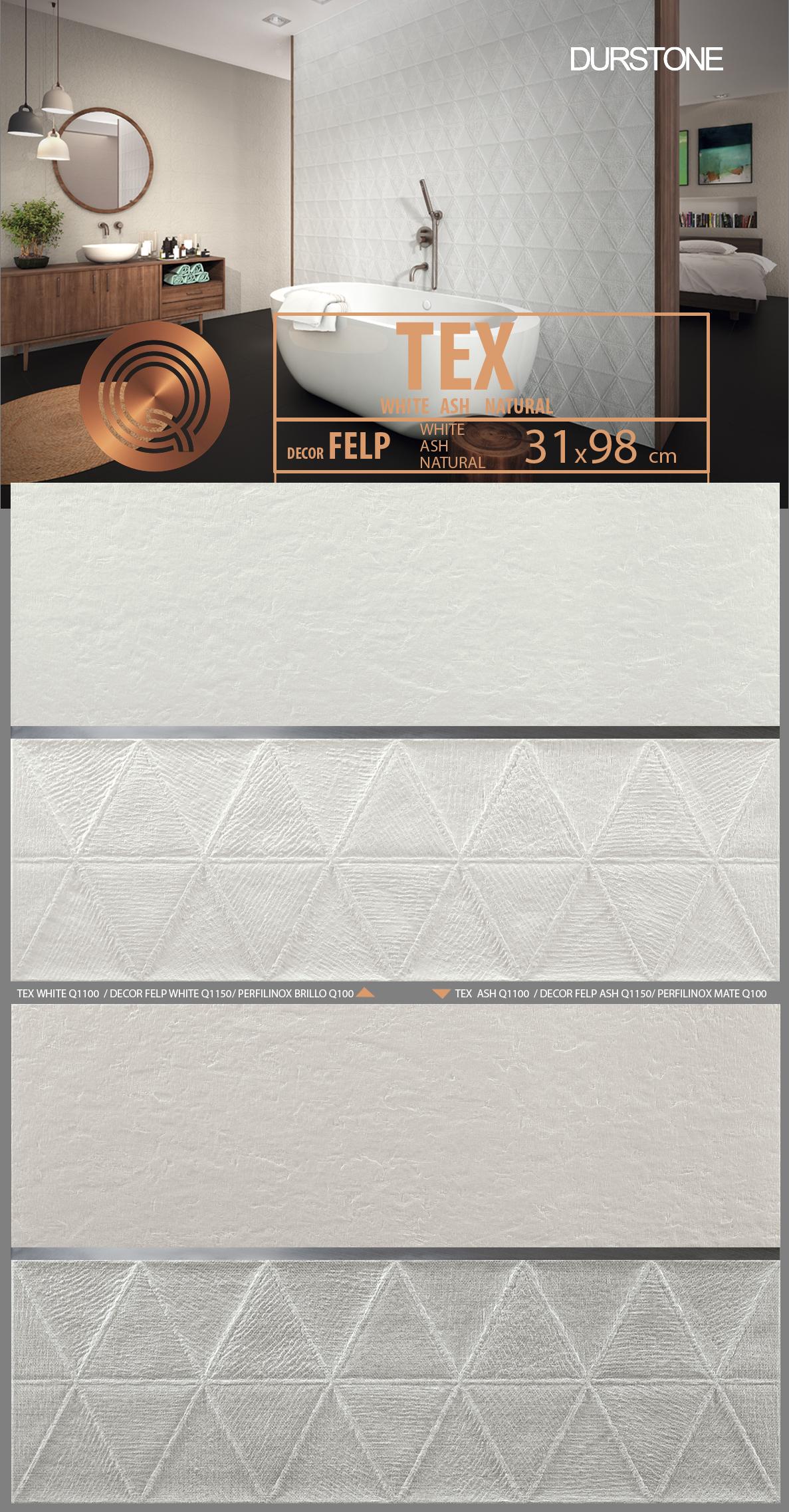 5257 RV PANEL TEX / FELP Cod. 5257
